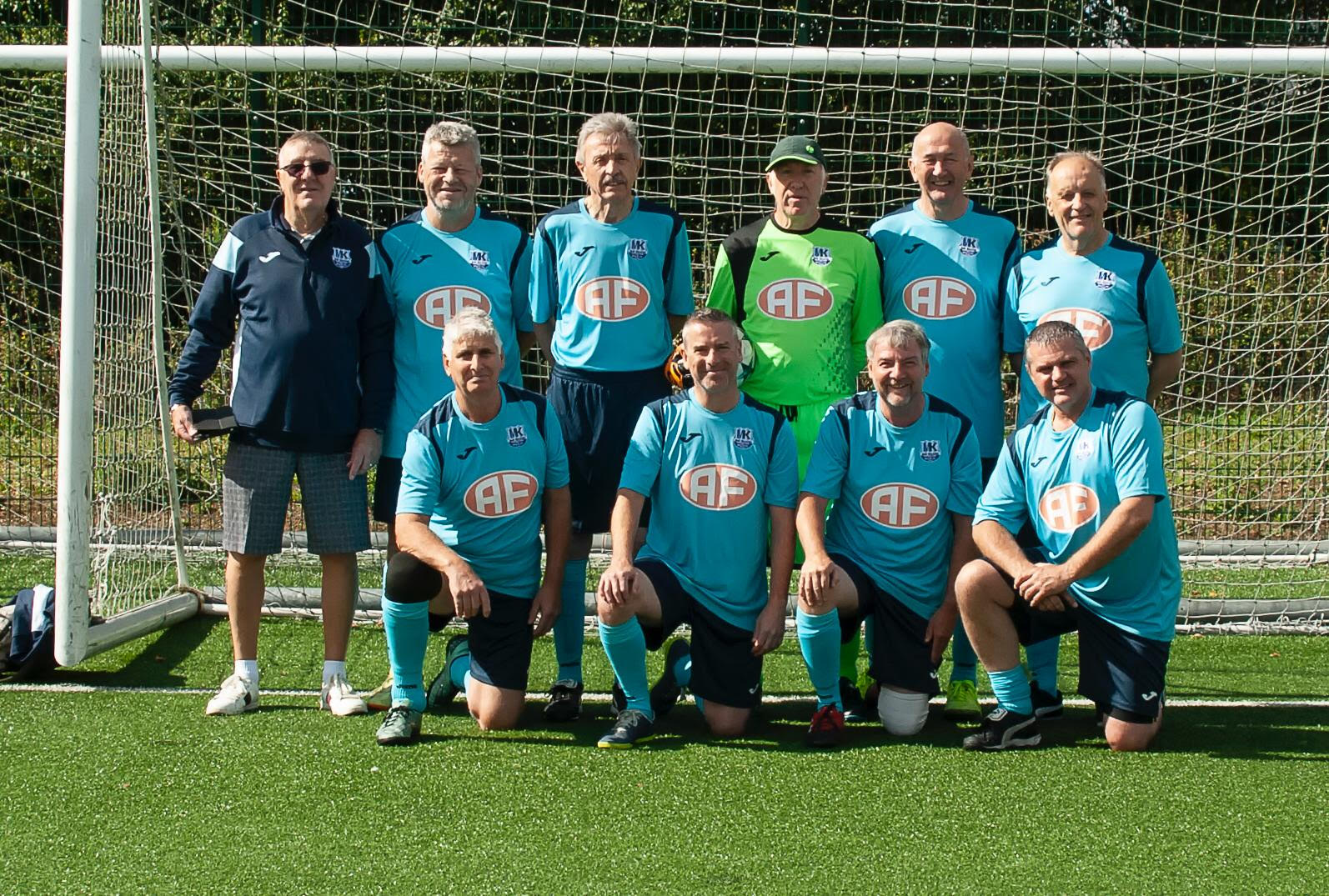 MK MaD Walkers FC Squad, TVWFL September 2019